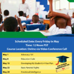 Parent Advocacy Classes - May 2020