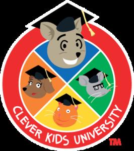 Clever Kids University logo